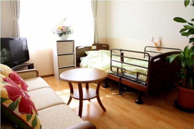 居室(モデルルーム)