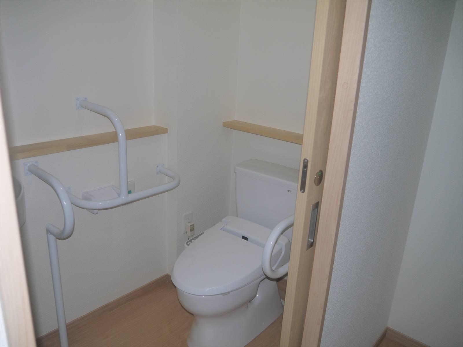 居室内トイレ