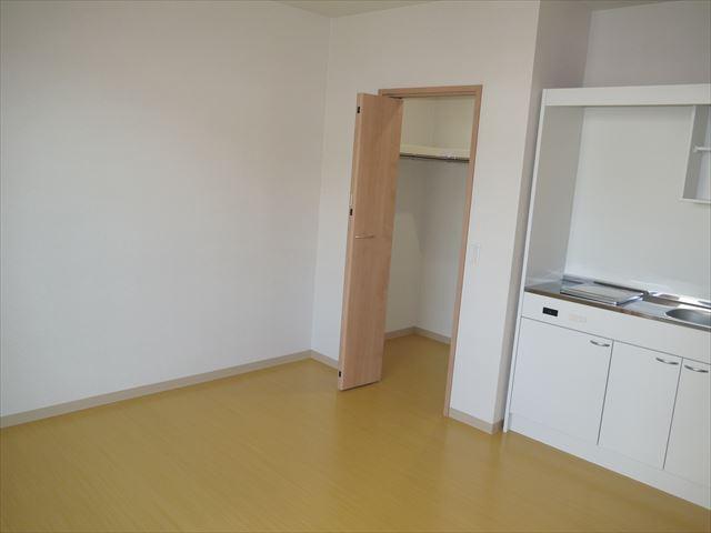 居室内キッチン