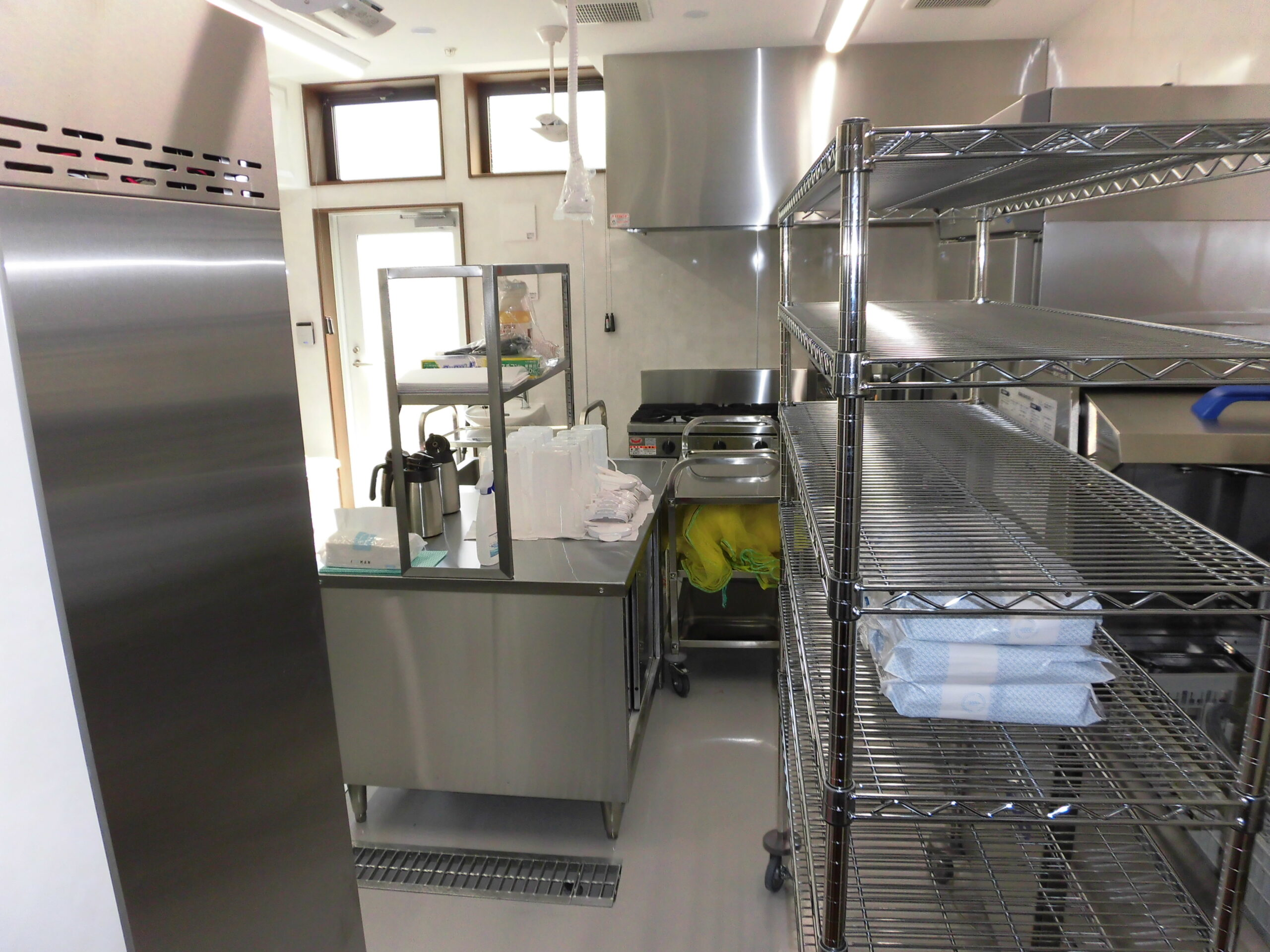 施設内厨房