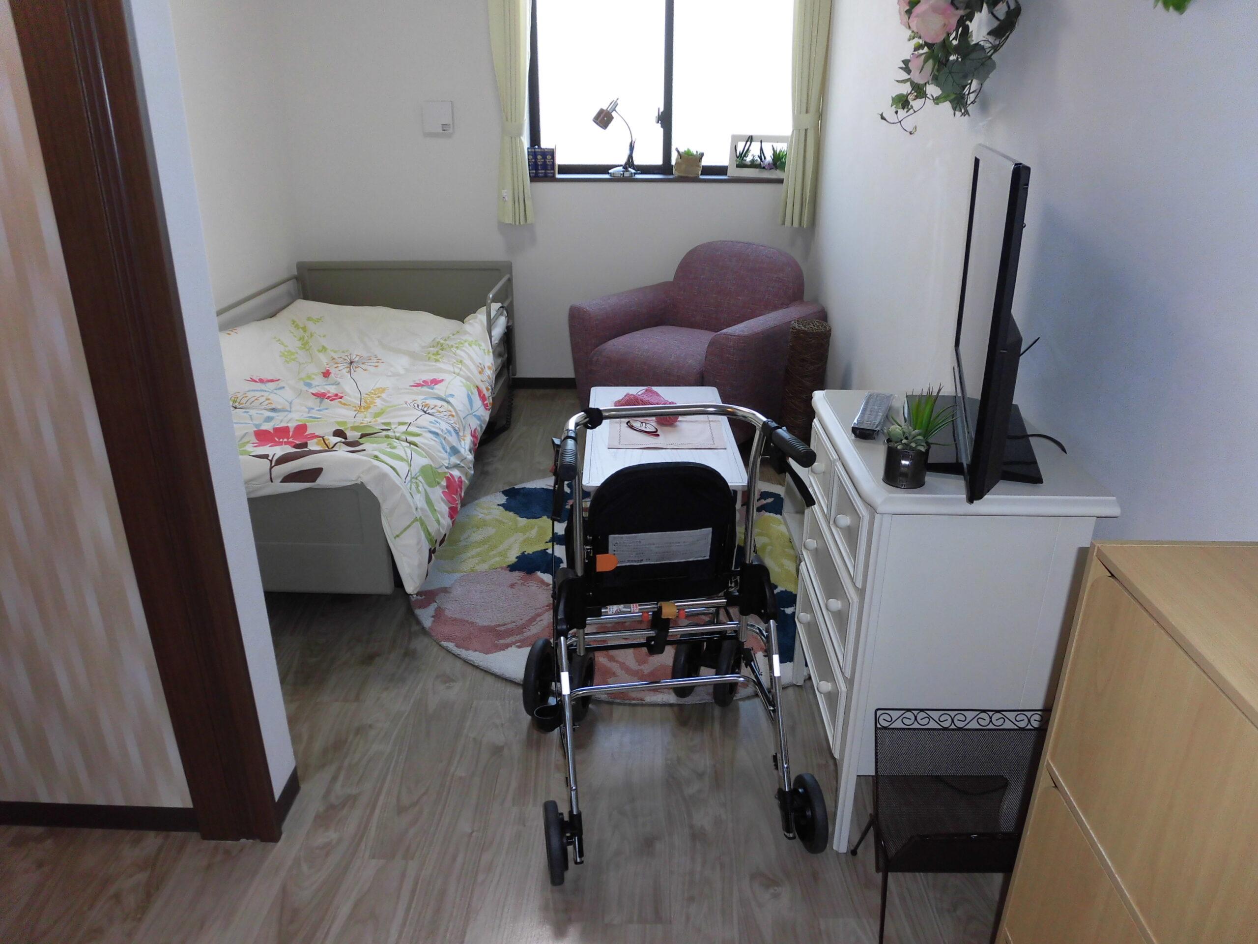 居室 モデルルーム